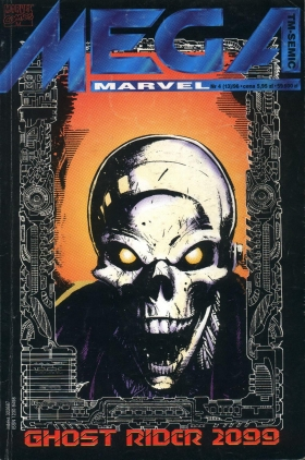 Mega Marvel 04/1996 – Ghost Rider 2099